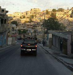 "The ""Golden Hour"" in Port au Prince.  Sr. Kristina's Haiti adventure. The Sisters of St. Margaret's. #SSM"