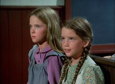 Little House on the Prairie - School time