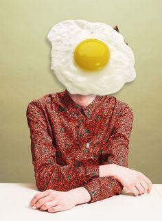 egg portret