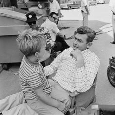 Andy Griffith show (Behind the scenes)