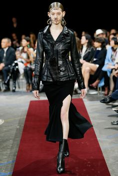 Givenchy Fall 2015 Ready-to-Wear Fashion Show - Love the jacket