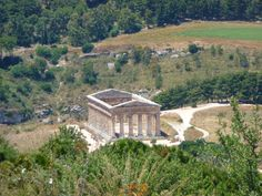 Segesta, Sicily, Spain