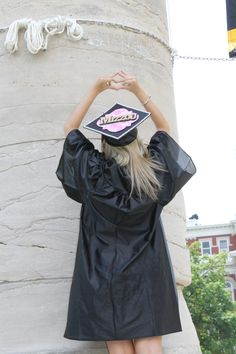 Because every graduation needs a quatrefoil and a decorated cap