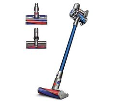 Buy Dyson V6 Fluffy Cordless Handstick Vacuum Cleaner at Argos.co.uk, visit Argos.co.uk to shop online for Handheld and cordless cleaners, Floorcare, Home and garden