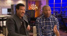 Pharrell Williams & Lionel Richie Reflect On Lessons They Learned On 'The Voice'   Access Hollywood