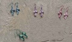16 Earring Sets by Gordon Companies, Inc. $232.50. Please refer to SKU# ATR25788788 when you inquire.. Shipping Weight: 1.00 lbs. Brand Name: Gordon Companies, Inc Mfg#: 30757175. This product may be prohibited inbound shipment to your destination.. Picture may wrongfully represent. Please read title and description thoroughly.. 16 Earring Sets/crossfish/lead free/charm is 1''H with hook is 2.25''H/made of zinc/you get for pairs of each style