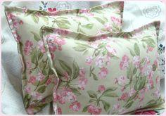 2 Custom Boudoir Shams  BELMONT OAKS  Ralph Lauren by Sew1Pretty, $24.00