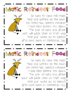 AWESOME Christmas printable, and it's FREE! 12 pages!!