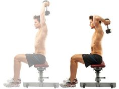 Upper Body Dumbbell Workout For Men (also perfect for women)