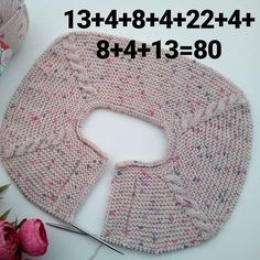 Image could contain: Text – Knit Baby Clothes: Image could contain … - Stricken Baby Cardigan Knitting Pattern, Baby Knitting Patterns, Knitting Stitches, Crochet Patterns, Lace Knitting, Baby Emily, Baby Clothes Patterns, Baby Patterns, Babies Clothes