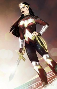 Wonder Woman: Last Daughter of Themyscira