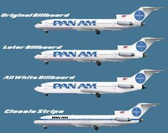 Pan American World Airways, (1927 - 4th of December 1991)