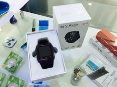 Quieres regalar algo original? Te presentamos los nuevos relojes SmartPhone  Te esperamos en iBanana en el Centro Comercial Plaza en San Fernando y Chiclana Larga vida a tu móvil