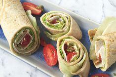 Hartige Pannenkoek van Rens Kroes Healthy Life, Tacos, Mexican, Lunch, Uganda, Ethnic Recipes, Diabetes, Food, Healthy Living