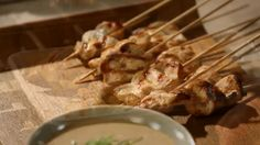 Cooking School / How to Make Chicken Satay