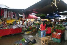 Central market, Jaltipan, Veracruz, Mexico