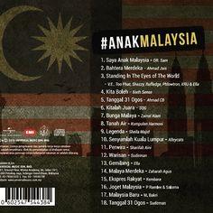 Universal Music terbitkan Album Istimewa #AnakMalaysia .  Sempena menyambut bulan kemerdekaan dan Hari Kebangsaan pada 31 Ogos Universal Music Malaysia telah menerbitkan sebuah album yang memuatkan 18 lagu-lagu popular berunsur patriotik.    Album yang dipasarkan dengan harga RM 21.90 ini boleh dibeli di kedai CD dan juga secara online di link Rakuten di bawah. http://kedaimuzik.lnk.to/AnakMalaysia.