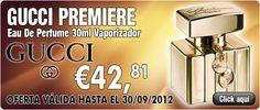 Gucci - Premiere Eau De Perfume 30vp por sólo 42,81€.