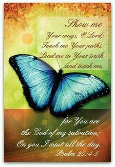 God of my salvation.