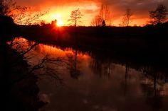 Behind every sunset are dreams to achieve www.johannaamnelin.net