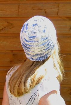 Woolly Mammoth Knits  - Blue Moon Hat