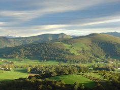 Bunus et la vallée de l'Oztibarre