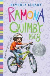 Inside the Imagination of an Eight-year-old: A Review of 'Ramona Quimby, Age 8′ | Lit By the Tree