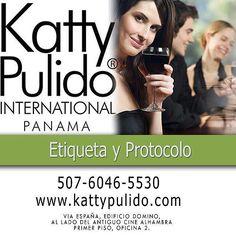 Incluye todo lo relacionado con las normas básicas de etiqueta y protocolo en la mesa @KattyPulido