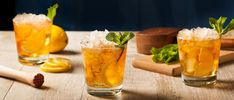 Whisky Smash | The Cocktail Project