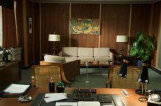 don draper's sterling-cooper office.