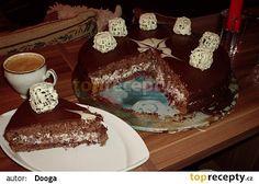 "Čokoládový dort ""INDIÁN"" recept - TopRecepty.cz"