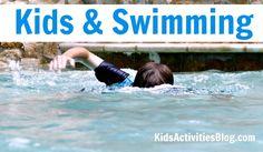 kids and swimming