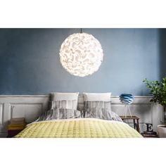 Lora Ceiling Pendant/Lamp Shade White