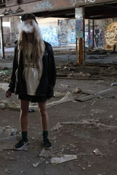 #Grunge #underground #fashion