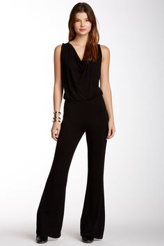 Cowl Neck Jumpsuit by American Twist on @nordstrom_rack