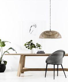 The Wood Room: OSLO table