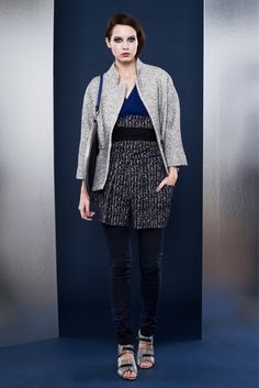 Zero + Maria Cornejo Pre-Fall 2013 Fashion Show - Ulla Reiss