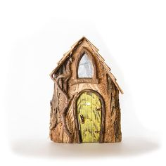 Matterhorn Yellow Doors, Fairy Houses, Door Handles, Outdoor Decor, Home Decor, Homemade Home Decor, Decoration Home, Room Decor, Door Knobs