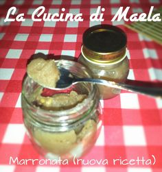 La cucina di Maela: Marronata: nuova ricetta e nuovo procedimento