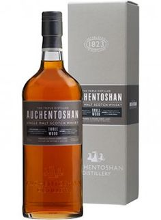 Auchentoshan Three Wood Single Malt Scotch Whisky- Auchentoshan is my go to summer scotch. Have not tried thos bottling yet though. Soon!