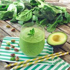Leprechaun protein smoothie from  KetoDiet
