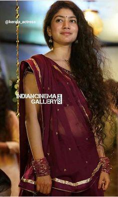 South Indian Actress Hot, South Actress, Beautiful Indian Actress, Hot Actresses, Indian Actresses, Sai Pallavi Hd Images, Saree Navel, Cute Beauty, Cute Actors