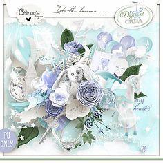 Scraps by Jessica art-design: into the dreams by Celinoa's Design