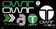 OWT Brand, joseph cross on ArtStation at https://www.artstation.com/artwork/owt-brand