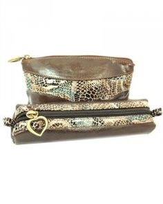 Cosmetic Bag and Pen Case @ ThePrestigeShop.com