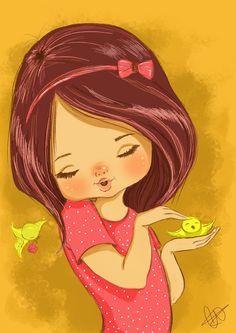 Friends by Christina-Elefsinius.deviantart.com