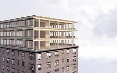 Architects around the world have been challenged to push the boundaries of modern wood building design in cities. Wood manufactured Metsä Wood has launched a competition seeking suggestions as to . Architecture Design, Architecture Board, Green Architecture, Timber Buildings, City Buildings, Building Extension, Zaha Hadid Design, Wood Facade, Timber Structure