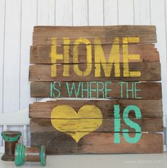 """""""Home is where the Heart is"""""""
