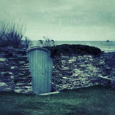 Secret door to oak island