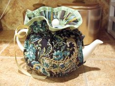 making a wrap around tea cozy - instructables